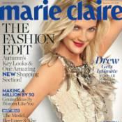 """Drew Barrymore : """"Le sexe au téléphone, c'est comme s'habiller en orange : il faut essayer"""" !"""