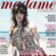 La couverture de Madame Figaro du 7 août 2010