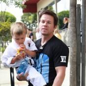 Mark Wahlberg : son fils est un super-héros !