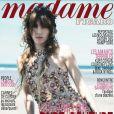 Lou Doillon en couverture de Madame Figaro
