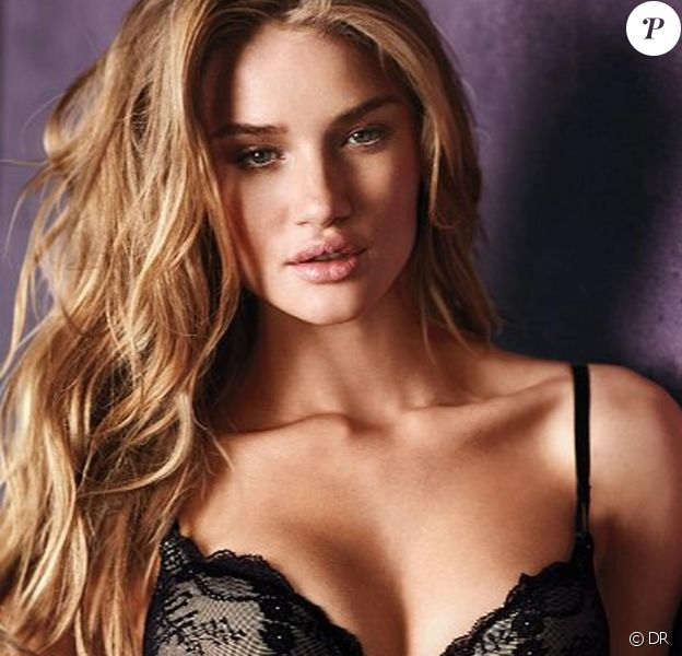 Rosie Huntington pour Victoria's Secret
