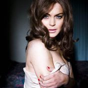 Regardez Lindsay Lohan en star du porno sur le tournage d'Inferno !
