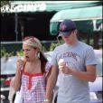 Jamie Lynn Spears et son ex-boyfriend Casey Aldridge (photographiés en février 2008), père de sa petite Maddie, sont-ils de nouveau ensemble ?