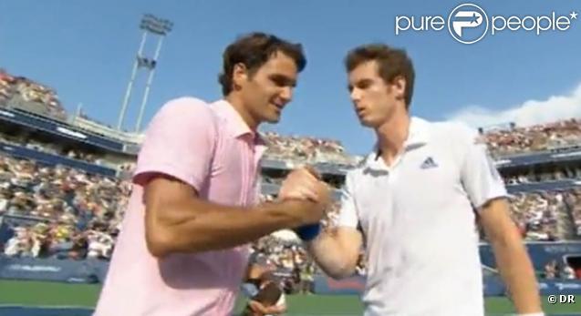 Le 15 août 2010, Andy Murray a remporté à Toronto la Rogers Cup, aux dépens de Roger Federer. Mais le Suisse a un lot de consolation : il remonte au 2e rang mondial.