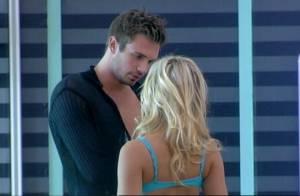 Secret Story 4 : Le couple Stéphanie/Maxime menacé par Bastien et une lettre mystère... Bientôt la rupture ?