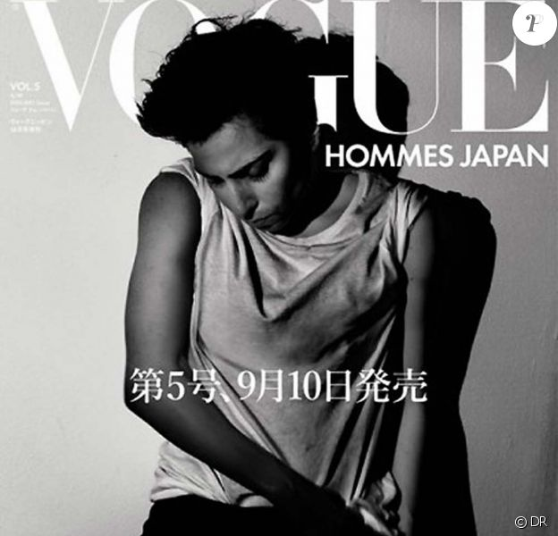 Jo Calderone (Lady Gaga ?) par Nick Knight pour Vogue Homme Japon, septembre 2010
