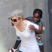 Madonna : Elle refuse un droit de visite au père présumé de sa petite Mercy !