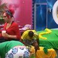 Soirée brésilienne dans Secret Story 4