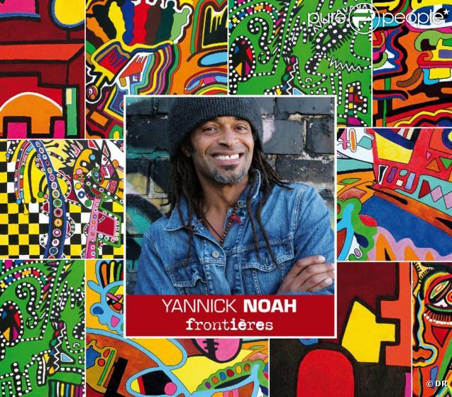 Yannick Noah/ Frontières