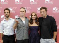 La sublime Natalie Portman au bras de Vincent Cassel... pendant que Mila Kunis roucoule avec Justin Timberlake !