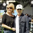 Steven Spielberg et sa femme Kate Capshaw
