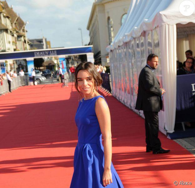 Elodie Bouchez au festival de Deauville pour la présentation du film The Imperialists are Still Alive le 9 septembre 2010