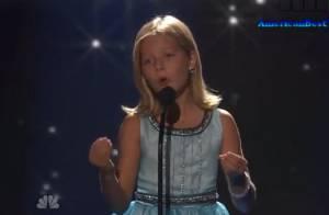 America's Got Talent : Jackie Evancho, la petite prodige de 10 ans a perdu en finale !