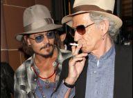 Johnny Depp et Keith Richards : Deux pirates qui se ressemblent... comme père et fils !