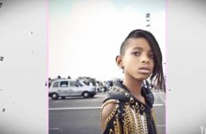Willow Smith : Découvrez le teaser du premier tube de la fille de Will Smith, qui n'a que 9 ans !