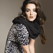 Charlotte Le Bon : Quand la superbe Miss météo nous charme à l'espagnole...