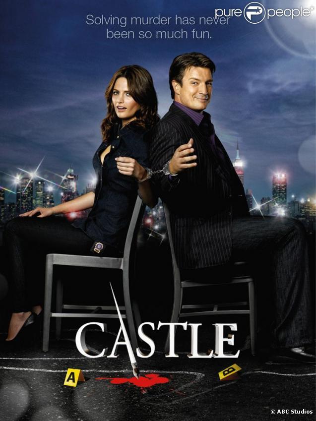 Castle, saison 3 : résoudre un meurtre n'aura jamais été aussi drôle !