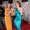Odette Yustman et Sigourney Weaver lors de l'avant-première du film You Again à Los Angeles le 22 septembre 2010