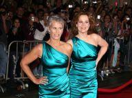 Sigourney Weaver et Jamie Lee Curtis et leur super fashion faux pas : elles portent la même robe sur tapis rouge !
