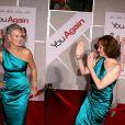 Jamie Lee Curtis et Sigourney Weaver lors de la première de You Again à Los Angeles le 22 septembre 2010