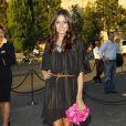 L'actrice et mannequin américain Olivia Palermo