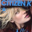 Mélanie Thierry en couverture de Citizen K