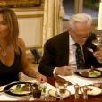 Ingrid Chauvin trouve un poil dans son assiette