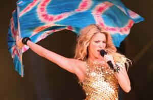 Shakira fait sa