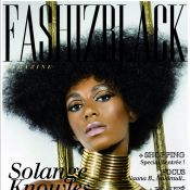 Quand la lumineuse Solange Knowles emprunte le look très 70's de sa maman...