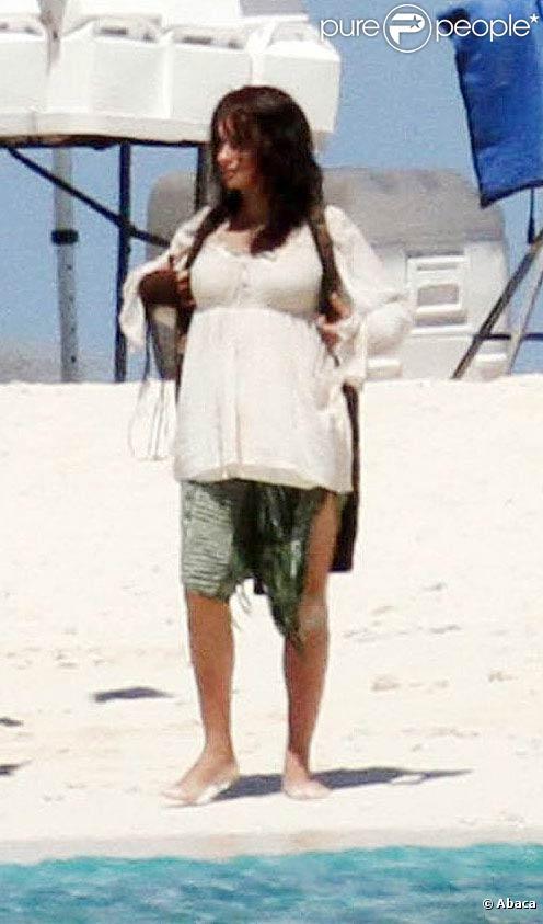 Penelope Cruz enceinte ! C'est officiel ! - Le 5 août 2009 à 14h25