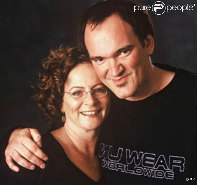 Sally Menke, ici avec Quentin Tarantino, est morte à Los Angeles, à l'âge de 57 ans, le 28 septembre 2010.