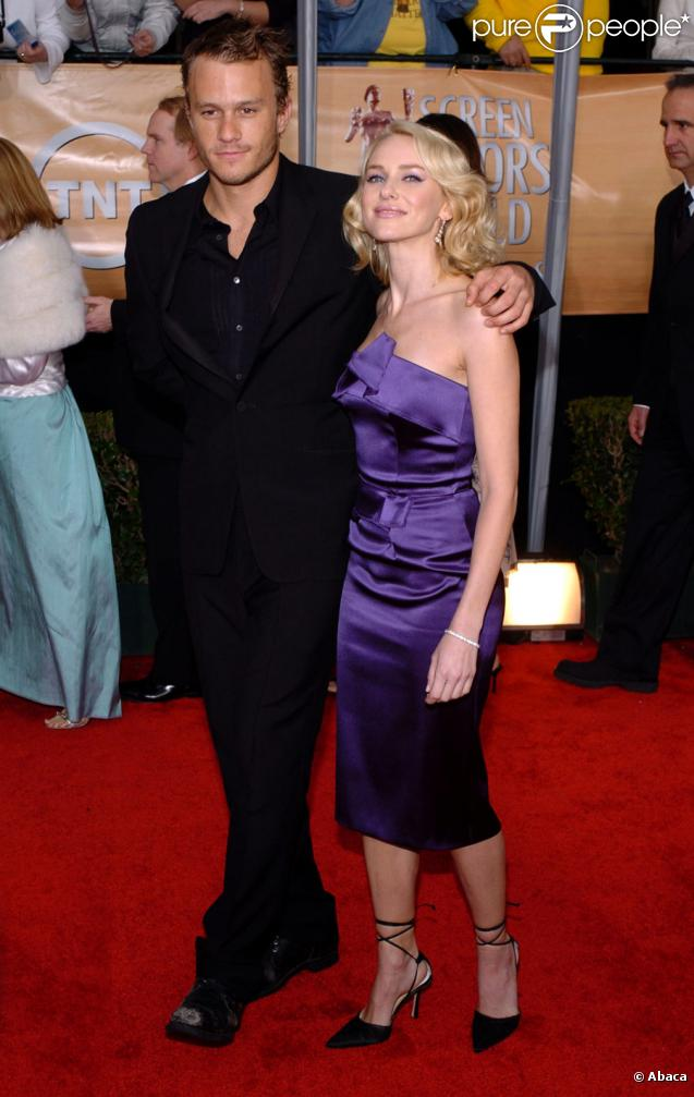 Naomi Watts couple