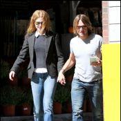 Nicole Kidman : Pause amoureuse avec son homme !
