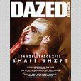 Daniel Radcliffe en couverture de l'édition de novembre du magazine Dazed and Confused