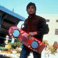 Des images de  Retour vers le Futur , en 1985.