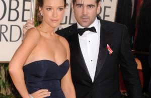Colin Farrell se sépare de son mannequin polonais, mère de son fils !
