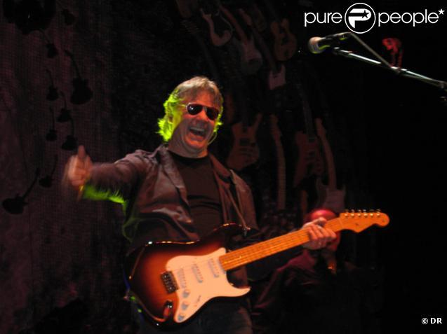 The Steve Miller Band en concert au Zénith de Paris le 14 octobre 2010