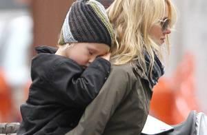 Naomi Watts : Une jolie maman avec un ange sur le dos !