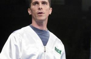 Christian Bale maigrissime et Mark Wahlberg super gaulé montent sur le ring !