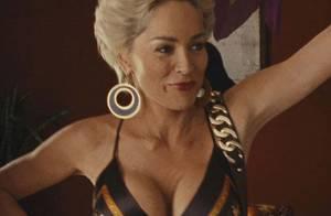 Sharon Stone : 52 ans et un physique impeccable !