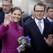 Victoria et Daniel de Suède : Peu importe l'événement, leur love story avant !