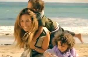 Jennifer Lopez et ses enfants dévoilent les coulisses de la campagne Gucci...