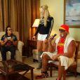 Hulk Hogan, greatest rapper of all time ? C'est en tout cas le titre qu'il revendique après avoir joué à DefJam Rapstar !