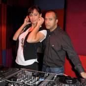 Pascal Légitimus et Mathilda May : Deux DJ's en totale affinité !