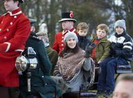Mary de Danemark, enceinte, emmène ses enfants et neveux... à la chasse !