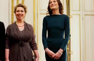 Carla Bruni : La Première dame et les tétons de la discorde...