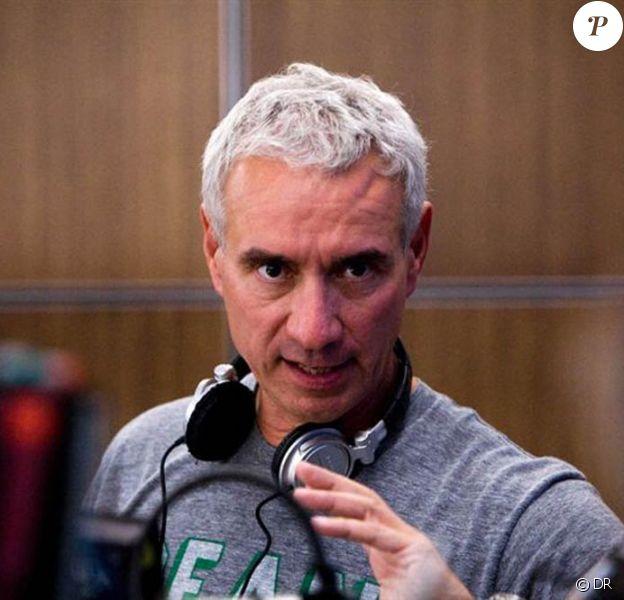Roland Emmerich sur le tournage de 2012, sorti en novembre 2009.
