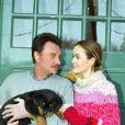 Johnny et Laeticia Hallyday à Savannah en 2001