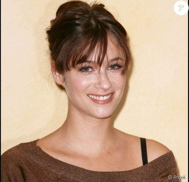 La charmante Mélanie Bernier à l'occasion de la présentation de L'assaut dans le cadre du 19e Festival du Film de Sarlat, le 12 novembre 2010.