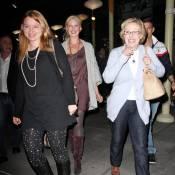 Quand Katherine Heigl emmène sa mère et ses potes voir son dernier film !